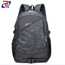 New Waterproof School Bag Unisex Gender Duarable Nylon <strong>Backpack</strong>