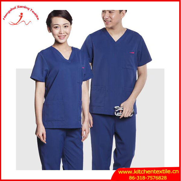 Hospital Medical Scrubs Uniforms/scrub suits/hospital uniform design