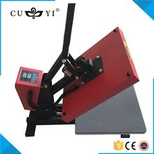 New product different types heat press machine for paper /pvc roll from China