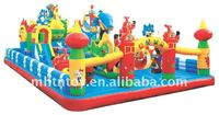 Latest Design Inflatable Giant Fun City