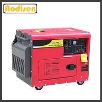 high quality with ce silent china yamaha diesel generator