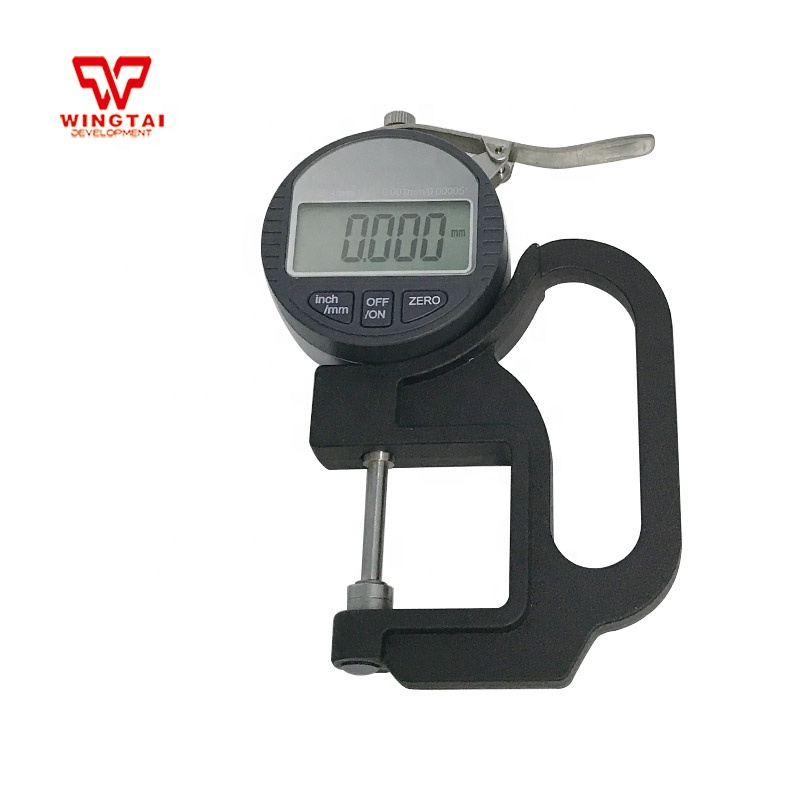 <strong>0</strong>-25mm Digital Thickness Gauge <strong>0</strong>.001 mm Micron Thickness Gauge Measure for Glass,<strong>Paper</strong>
