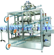 high speed automatic bottle filling machine for shampoo