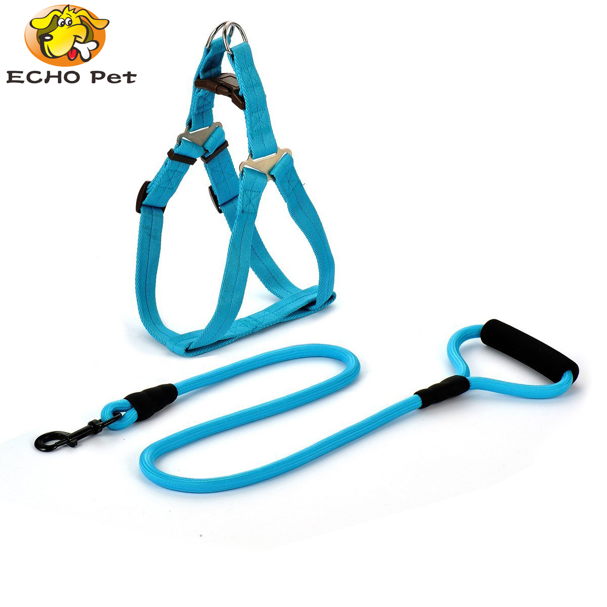 Professional Manufacturer Adjustable outdoor dog harness pocket oem