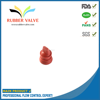 precise opening pressure one way silicone valve for fuel oil tank
