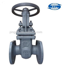 gost standard stainless steel 316 long rising stem gate valve