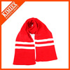 2015 Hot sale red acrylic christmas scarves