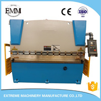 EMM WC67K-160/6000 E21 hydraulic cnc sheet metal bender machine for sales