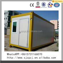 2016 China supplier prefab container homes
