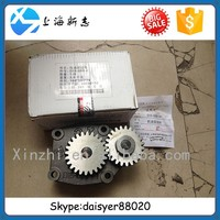 Shangchai diesel (Shangchai) engine D15-000-41+B oil pump for XCMG TRUCK CRANE SPARE PARTS
