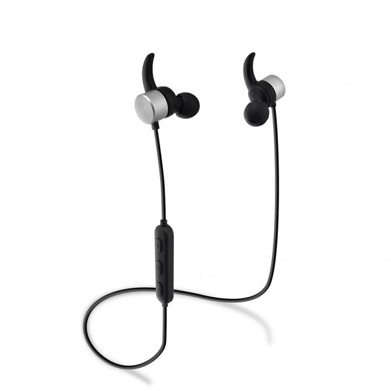 Factory Supply Stereo Bass Bluetooth 4.1 Anti Drop Off Magnet Attraction Sport Headset-R1615