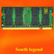Good price offer original chips Ram memory 2G 800MHZ Notebook