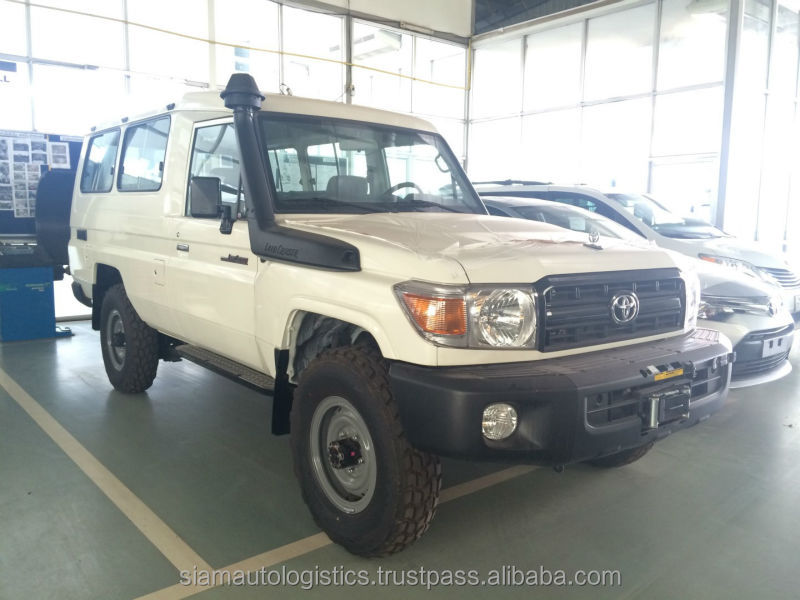 2015 4.2 DIESEL 5 SPEED 13 SEATER HZJ78 HARDTOP TOYOTA LAND CRUISER