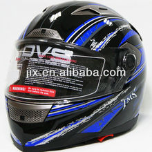 DOT/ECE full face helmets high quality helmet/AS1698 HELEMT JX-FF002