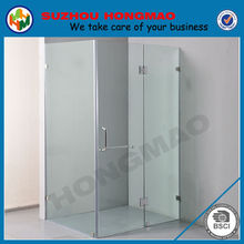 Australia Design AS2208 standard Frameless Shower Enclosure
