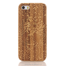 Perfect Laser Design Pattern Split Type Cell Phone Bags Cell Phone Cover for Iphone5/5s/5se