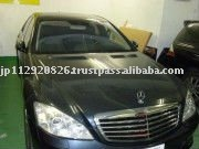 Mercedes Benz S550 Sedan 2007y Left Steering