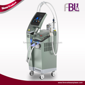 IPL SHR hair removal /skin rejuvenation /Wrinkle and scar removal beauty device---EPL300
