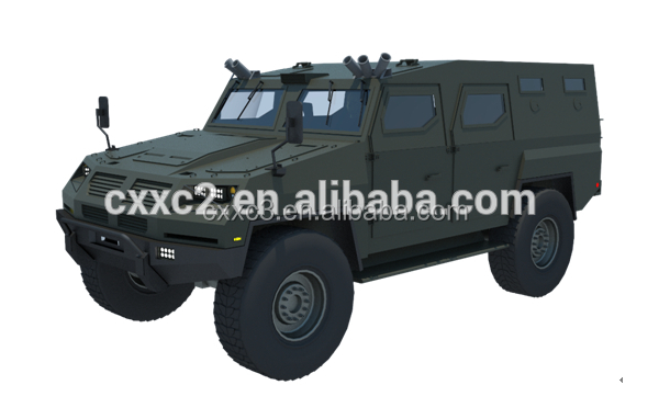 Armored Personel Carrier Military Vehicle