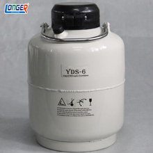 Factory supply Liquid nitrogen biological container