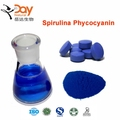 Spirulina Extract Phycocyanin Blue Color Pigment