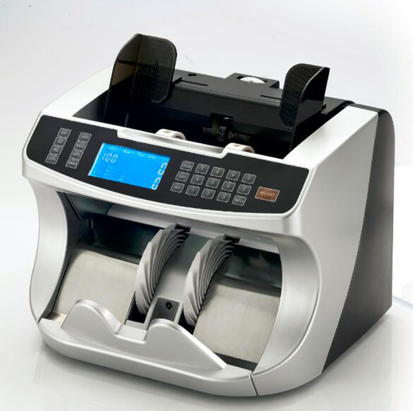 Professional Mixed Euro Counterfeit Banknote Counter