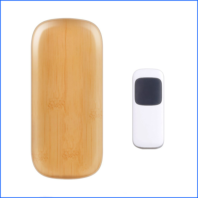 52 Tunes Wireless Doorbell Doorchime Door Bell,Chime, One Button and Two Receivers,Remote Control,Waterproof Function