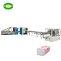 Facial Tissue Line with Packing and Log Saw Machine price