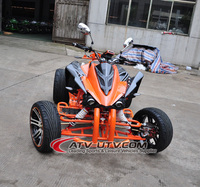 Factory Direct Selling adults atv four wheelers,water cooled 250CC Quad atv AT2001