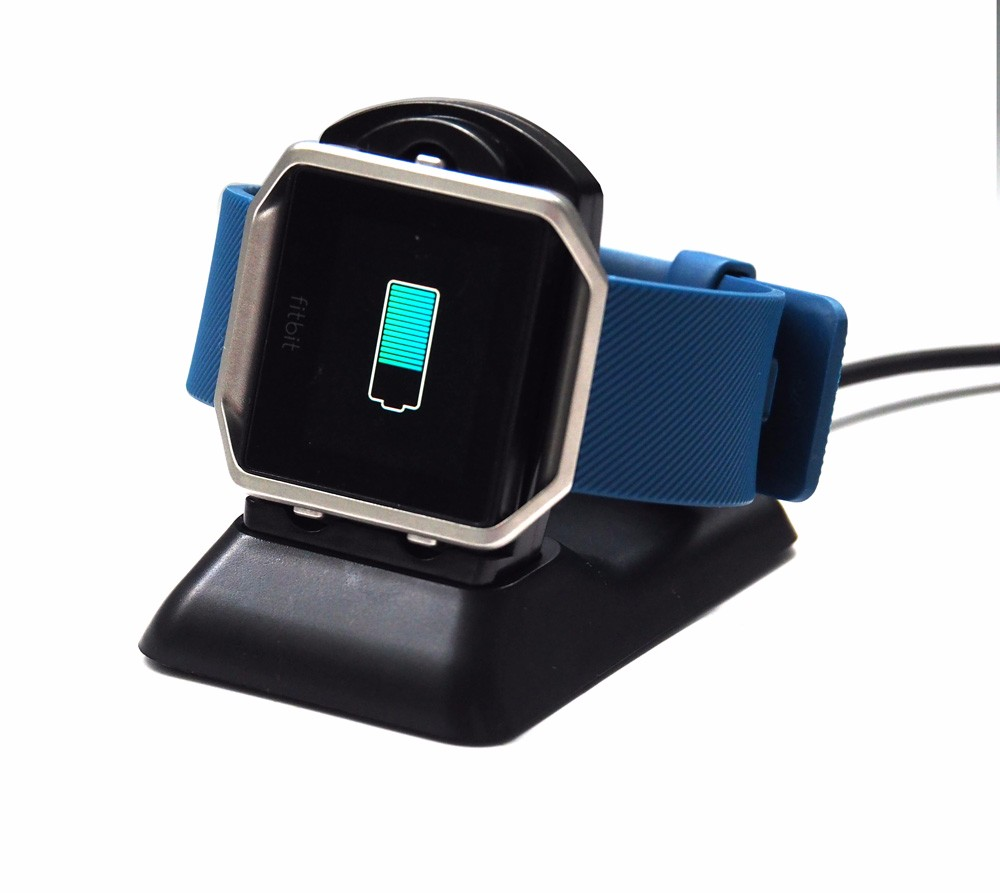 Fitbit Blaze Charging Dock Station Cradle Holder Plastic Bracket Charger for Fitbit Blaze <strong>Watch</strong>