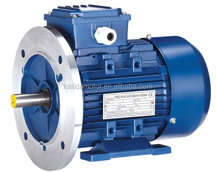 MS Series Three Phase AC Asynchronous Electric Motor(aluminum housing)