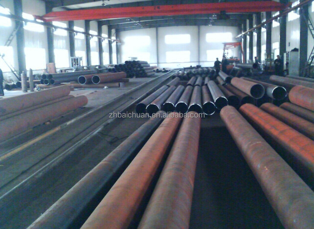 black round section steel pipe/ms pipe all specifications