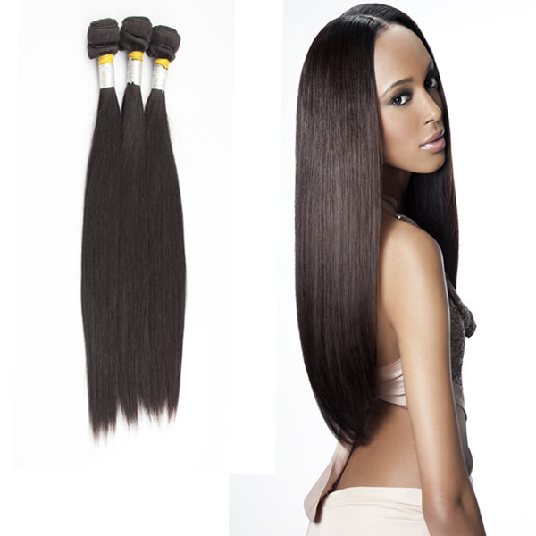 New Products In China Brazilian Straight Hair Weave Bundles 100