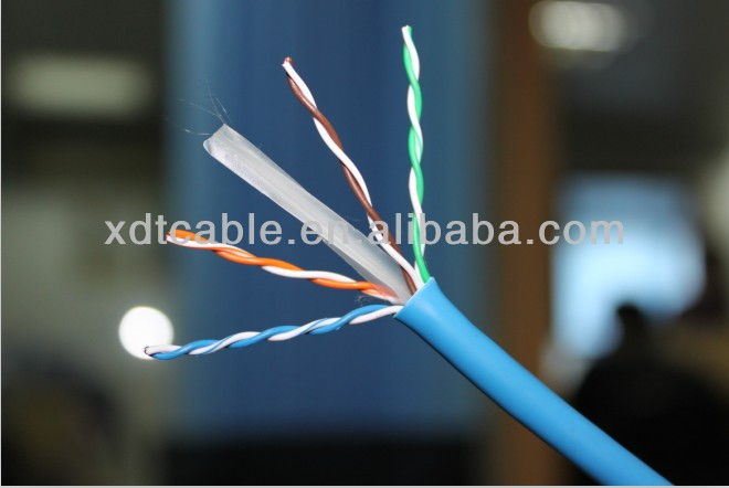 best price awg23 cat6 utp ffc cable