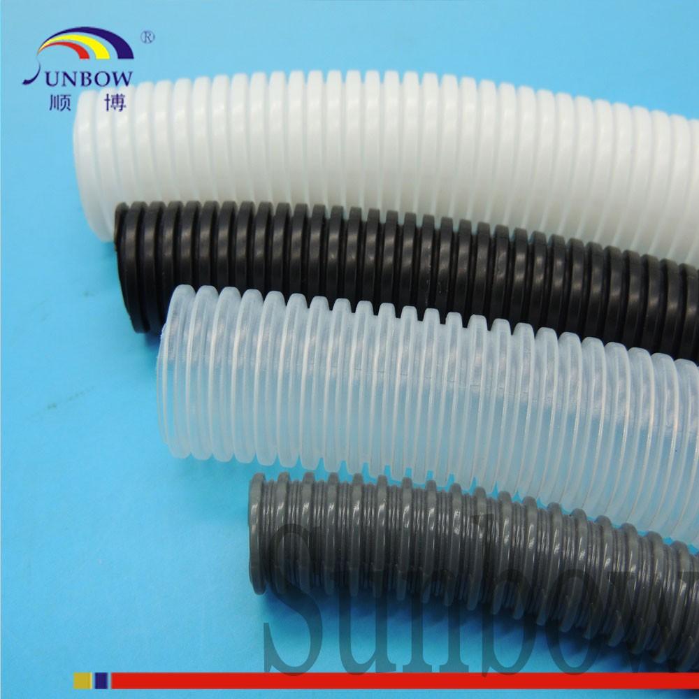 Corrugated steel plastic culvert pipe