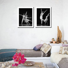 Modern Decorative Oil Dance Couple Painting