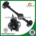 Chongqing manufacture mechanical brake rear axle with 4 screws