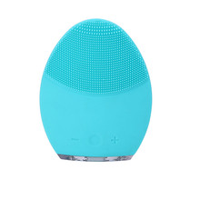 Skin Care Product Waterproof Face Massager Electric Sonic Beauty Instrument Facial Cleansing Brush