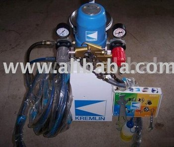 Kremlin Airmix Paint Spray Gun System Airless Buy Paint