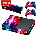 2017 New Skin For Xbox One Console Sticker Decal