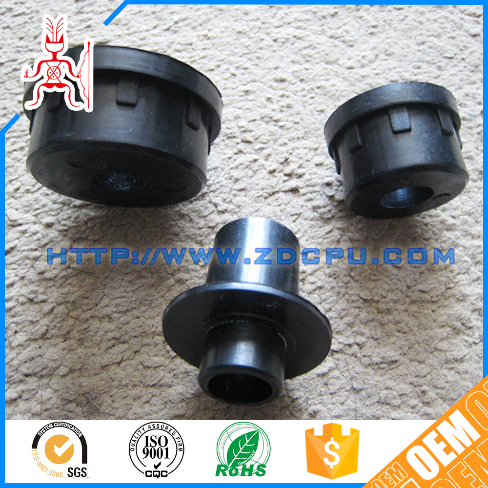 Customized high strength teflon bushings pipe bushing