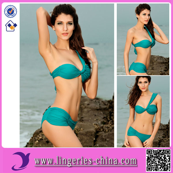 2014 Hot Sale Sexy Fashion Miduo Swimwear