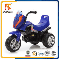 China motorcycle supplier three wheel children battery motorbike wholesale