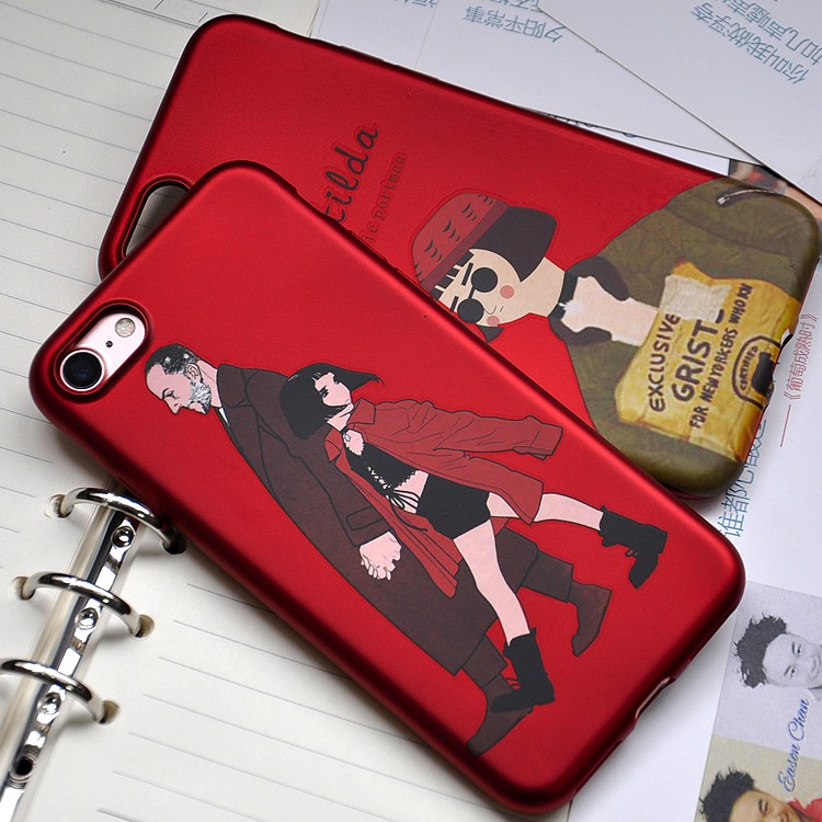 DFIFAN High quality for iphone 6s covers cute ,water transfer prining floral phone cases for apple iphone 7 8 plus
