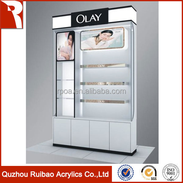 factory direct sale hot sale acrylic display cases wholesale made in China
