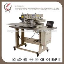 Automatic Computerized Flat Lock Sewing Machine Double Needle Price