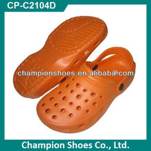Unisex Holey Soles Clog