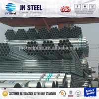 distributor indonesia Schedule 80 galvanized steel gi tube made in China