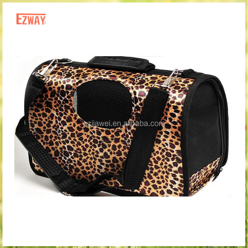 Strong quality durable Production Capacity Pet Bag Carrier with many beautiful color