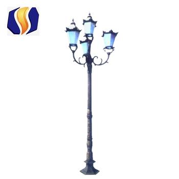 Outdoor Antique Lighting Antique cast iron outdoor lamp post lighting pole view antique antique cast iron outdoor lamp post lighting pole workwithnaturefo